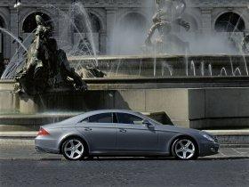 Ver foto 11 de Mercedes CLS 2005