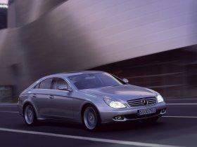 Ver foto 10 de Mercedes CLS 2005
