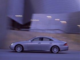 Ver foto 8 de Mercedes CLS 2005