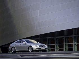 Ver foto 7 de Mercedes CLS 2005