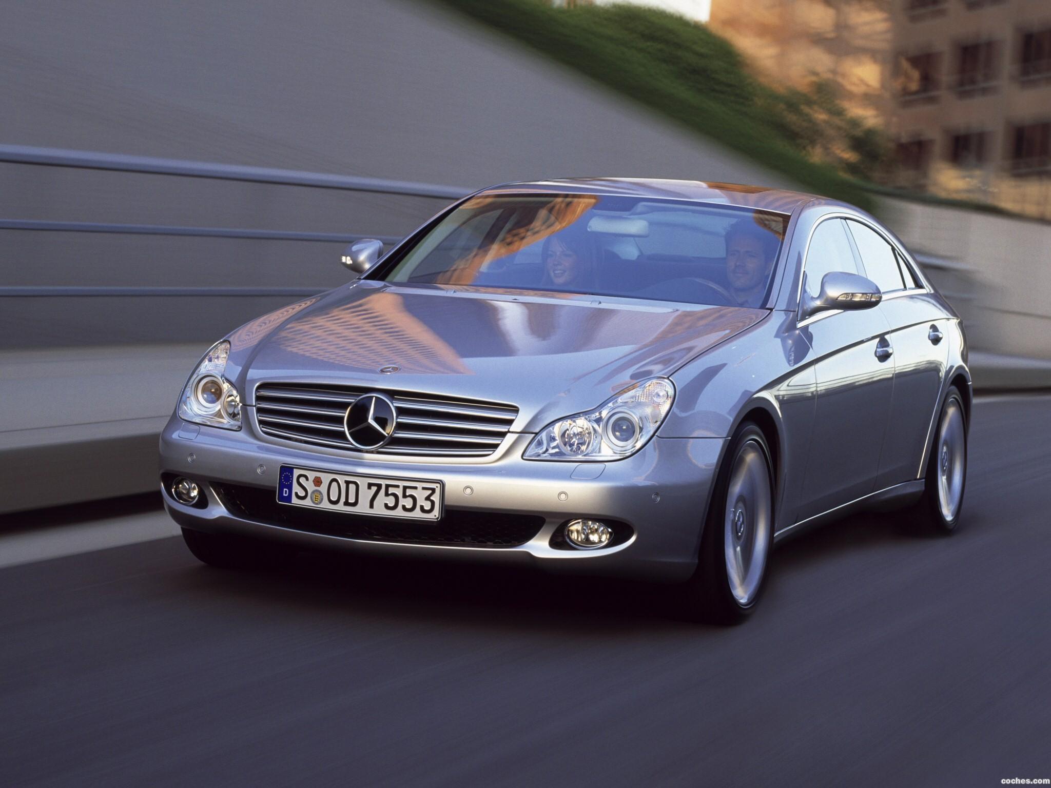 Foto 27 de Mercedes CLS 2005