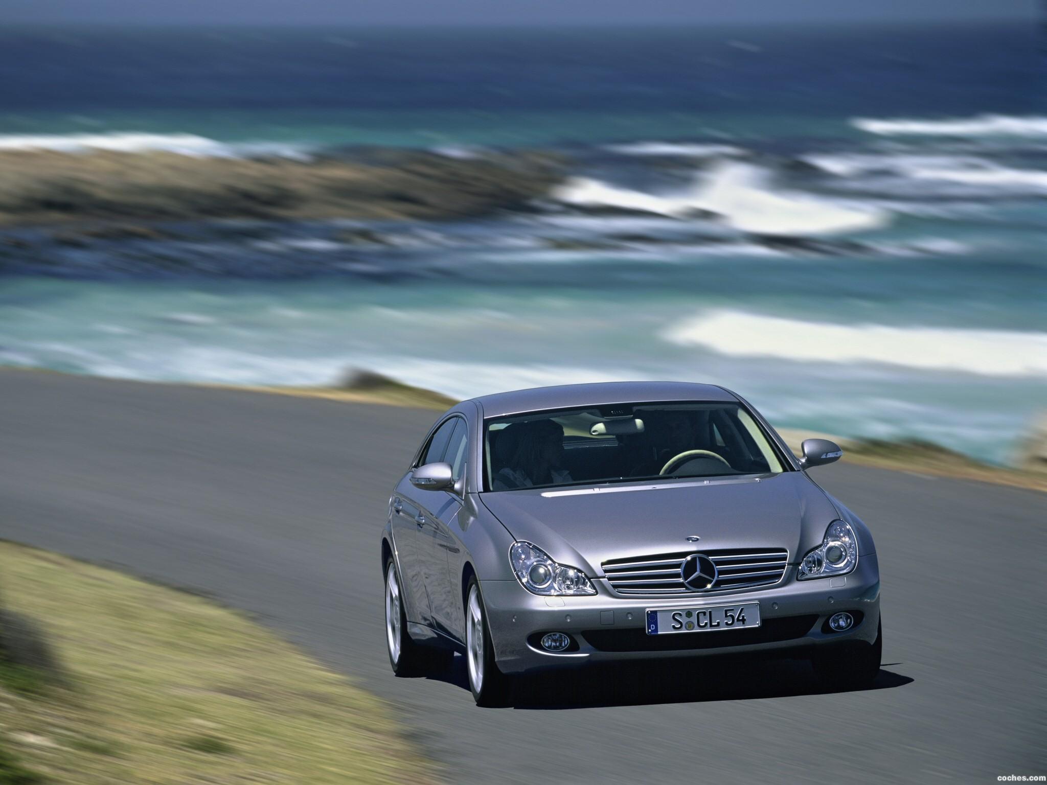 Foto 25 de Mercedes CLS 2005