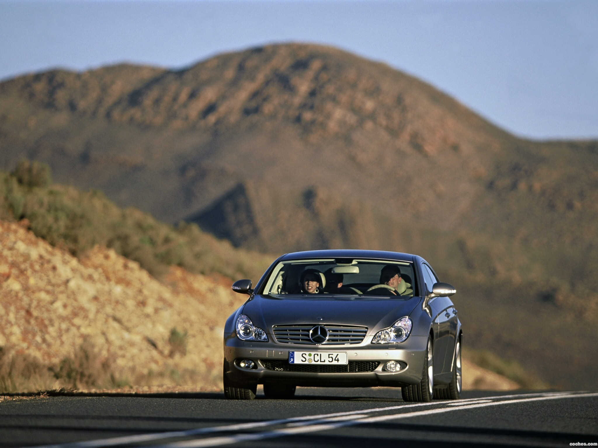 Foto 23 de Mercedes CLS 2005