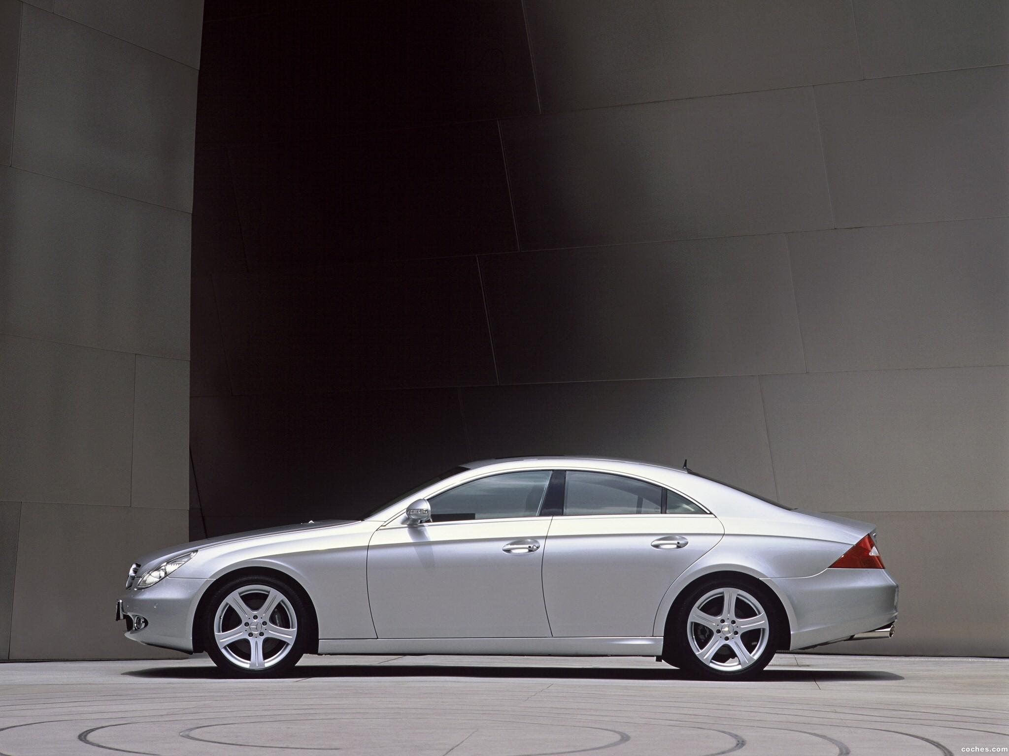 Foto 22 de Mercedes CLS 2005
