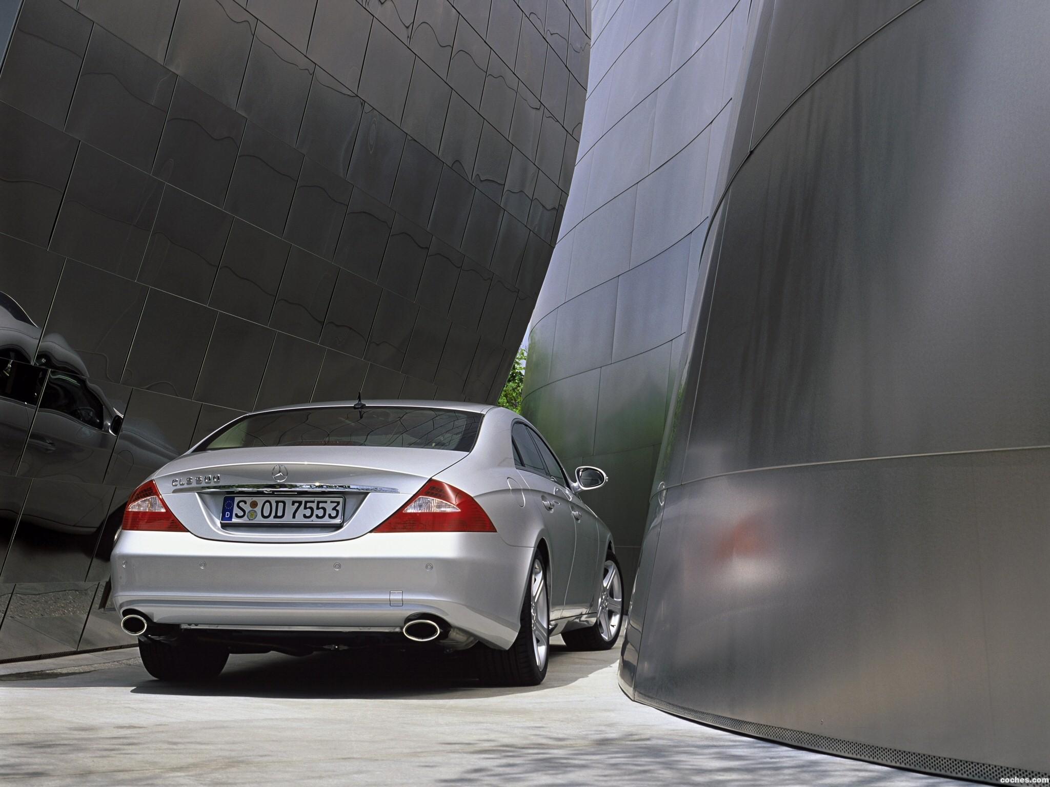 Foto 21 de Mercedes CLS 2005