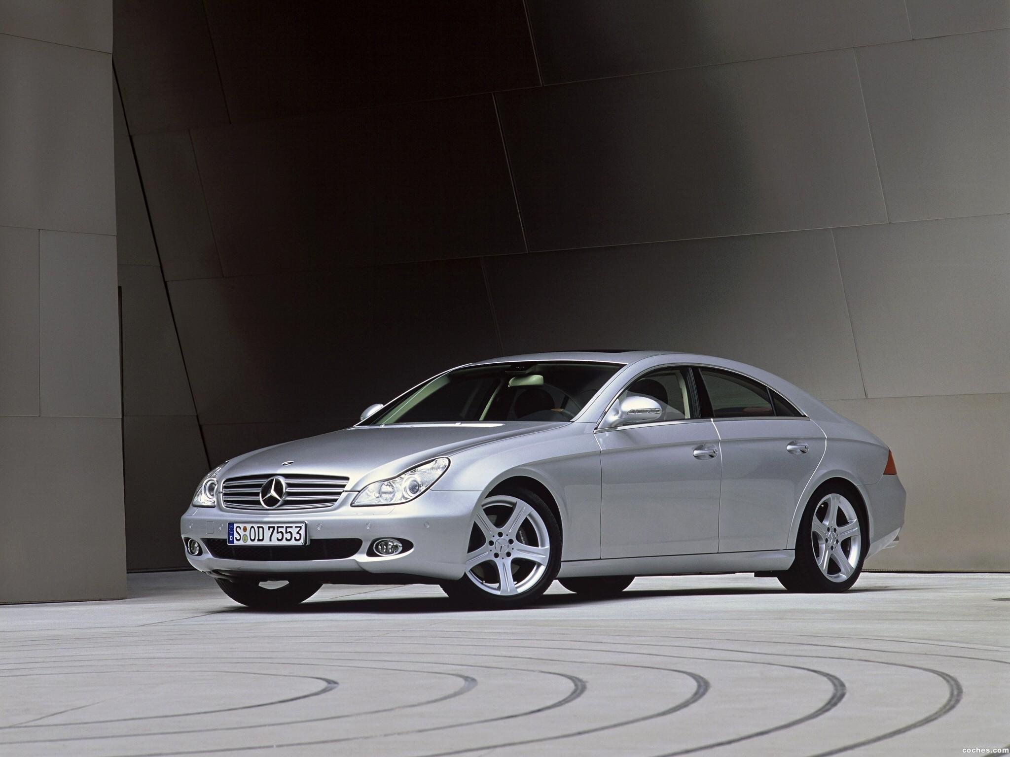 Foto 20 de Mercedes CLS 2005