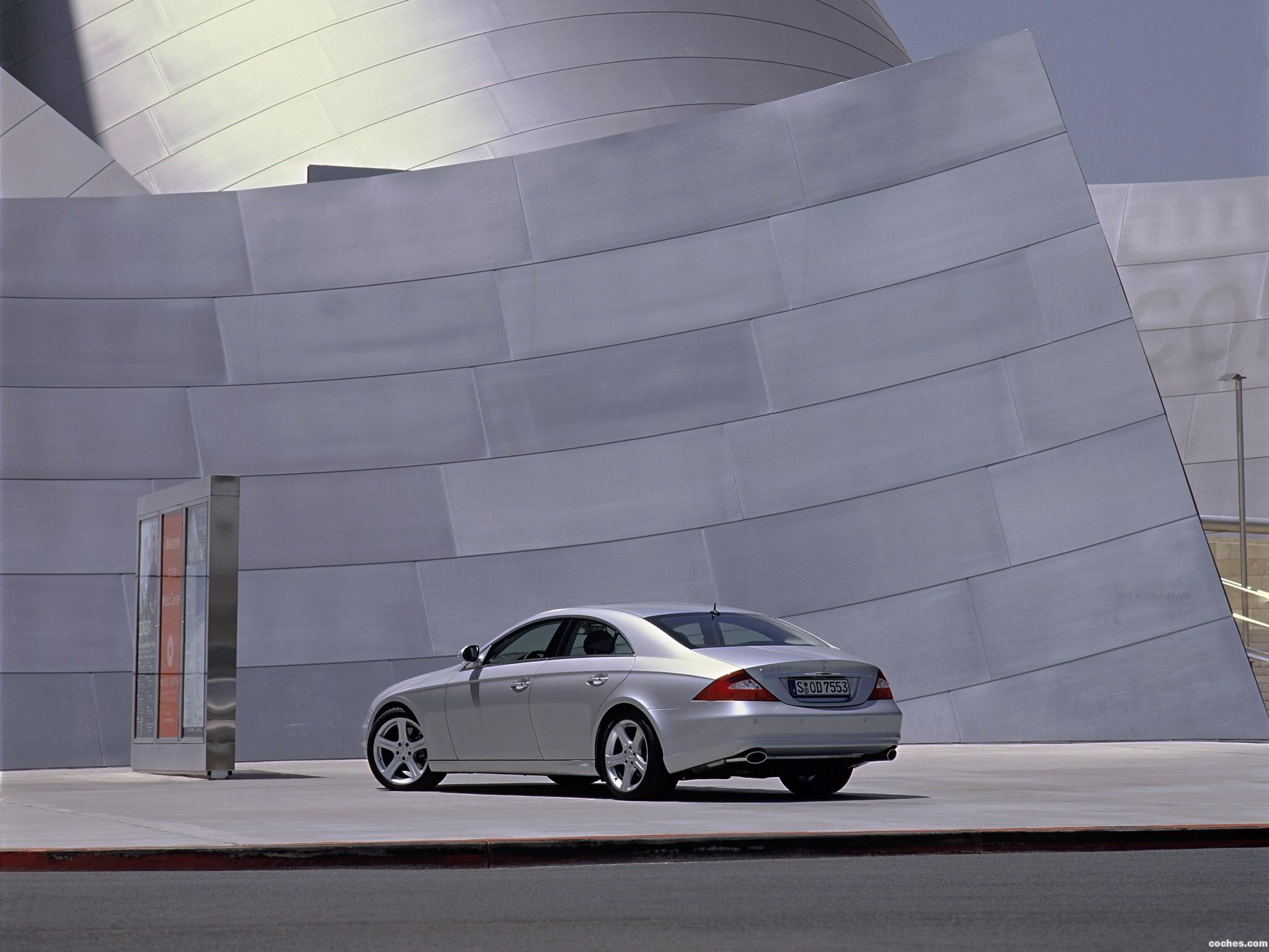 Foto 16 de Mercedes CLS 2005