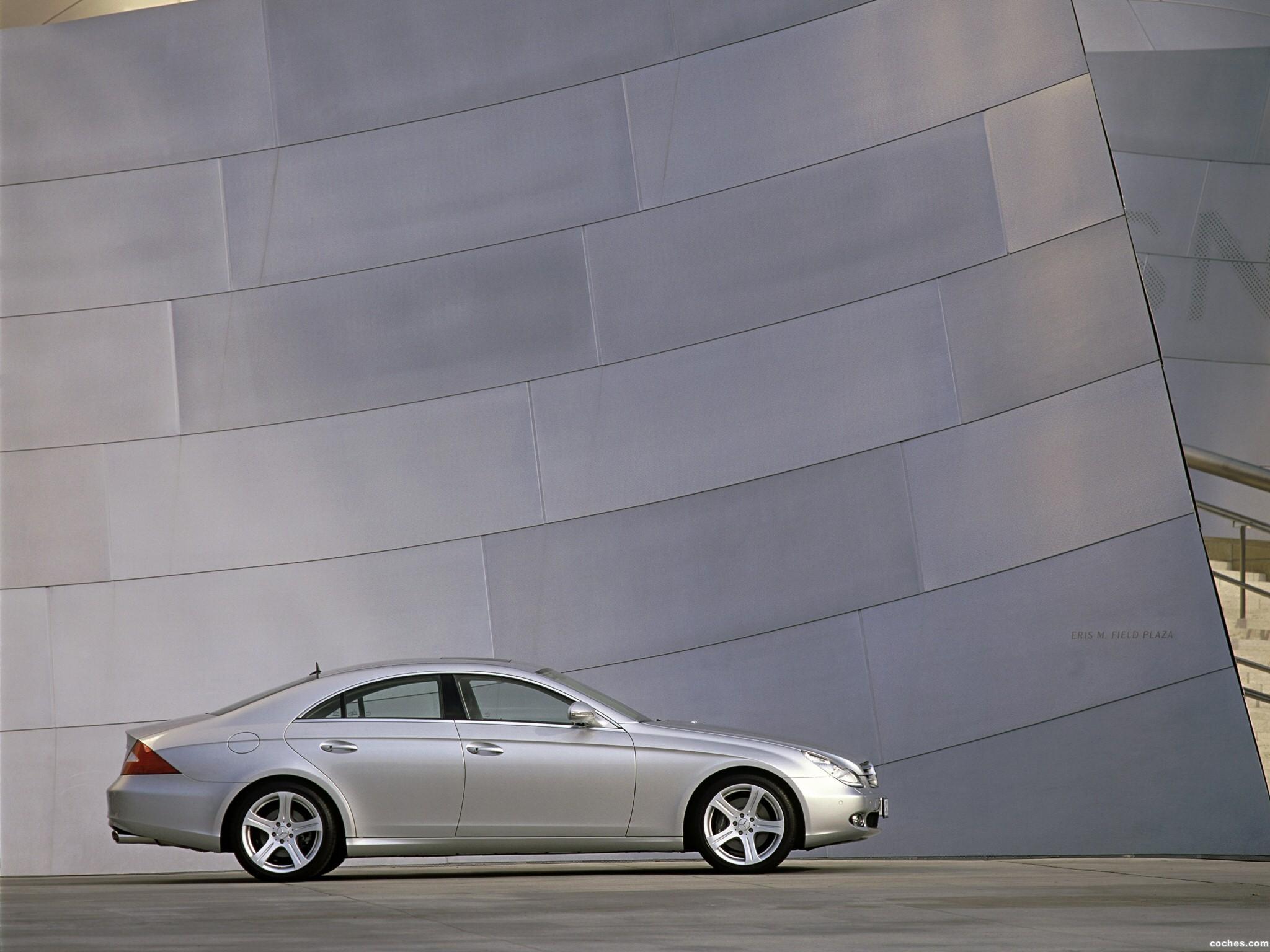 Foto 15 de Mercedes CLS 2005