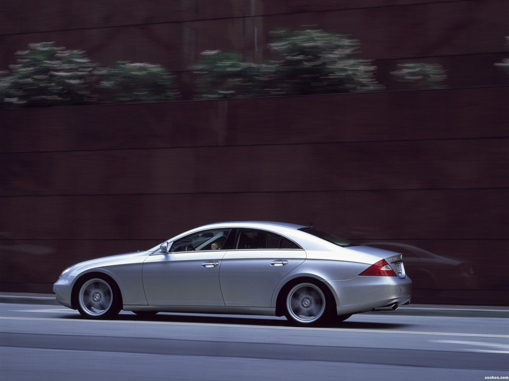 Foto 14 de Mercedes CLS 2005