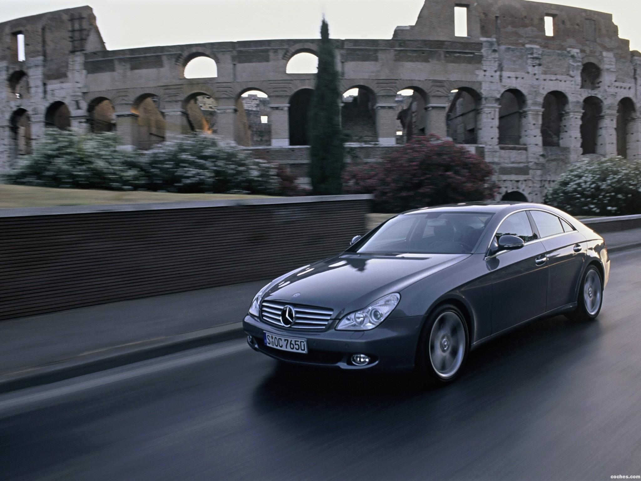 Foto 12 de Mercedes CLS 2005