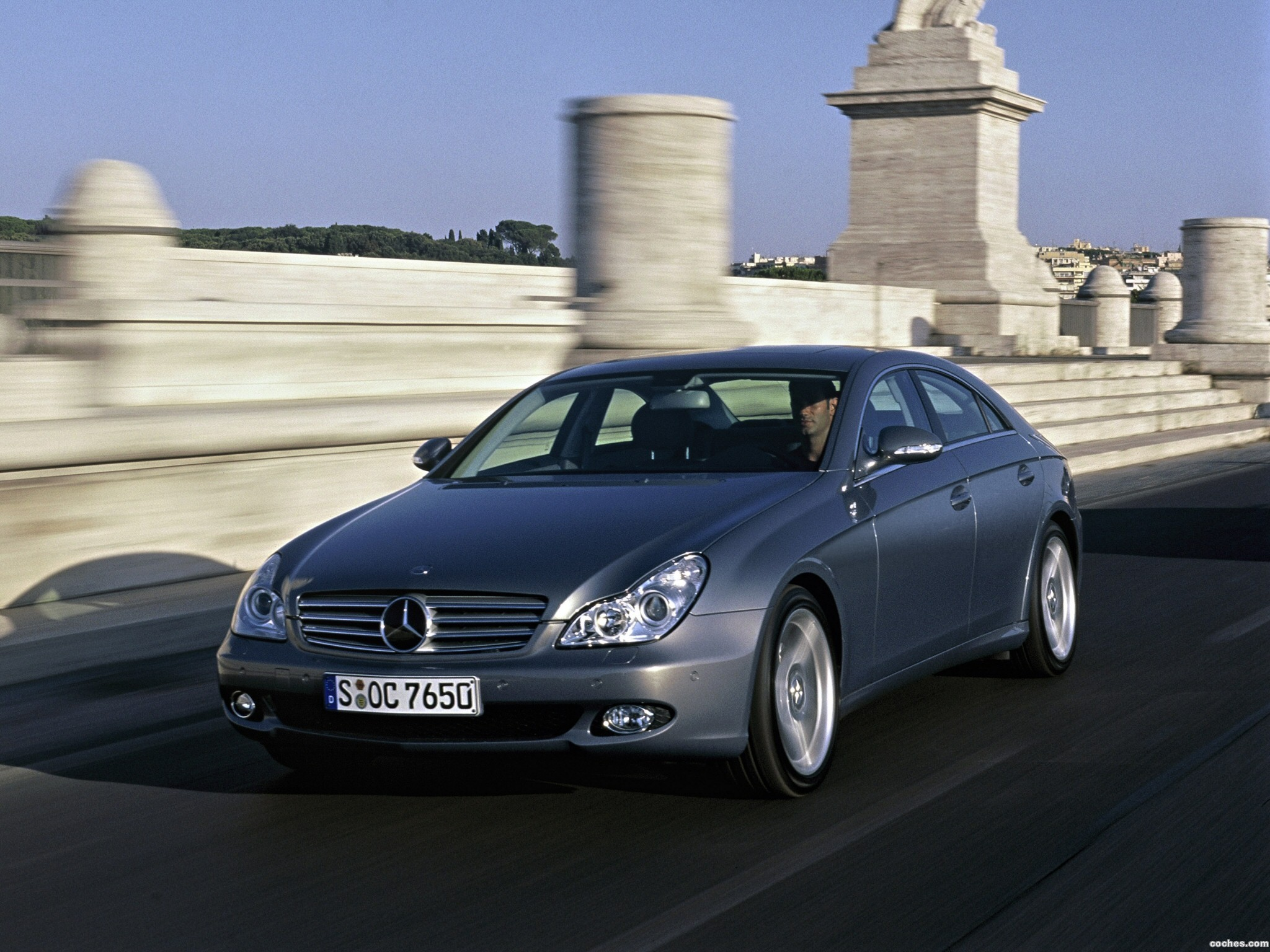Foto 11 de Mercedes CLS 2005