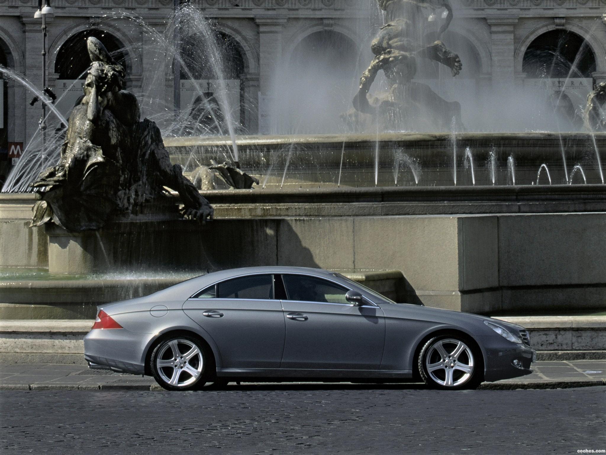 Foto 10 de Mercedes CLS 2005