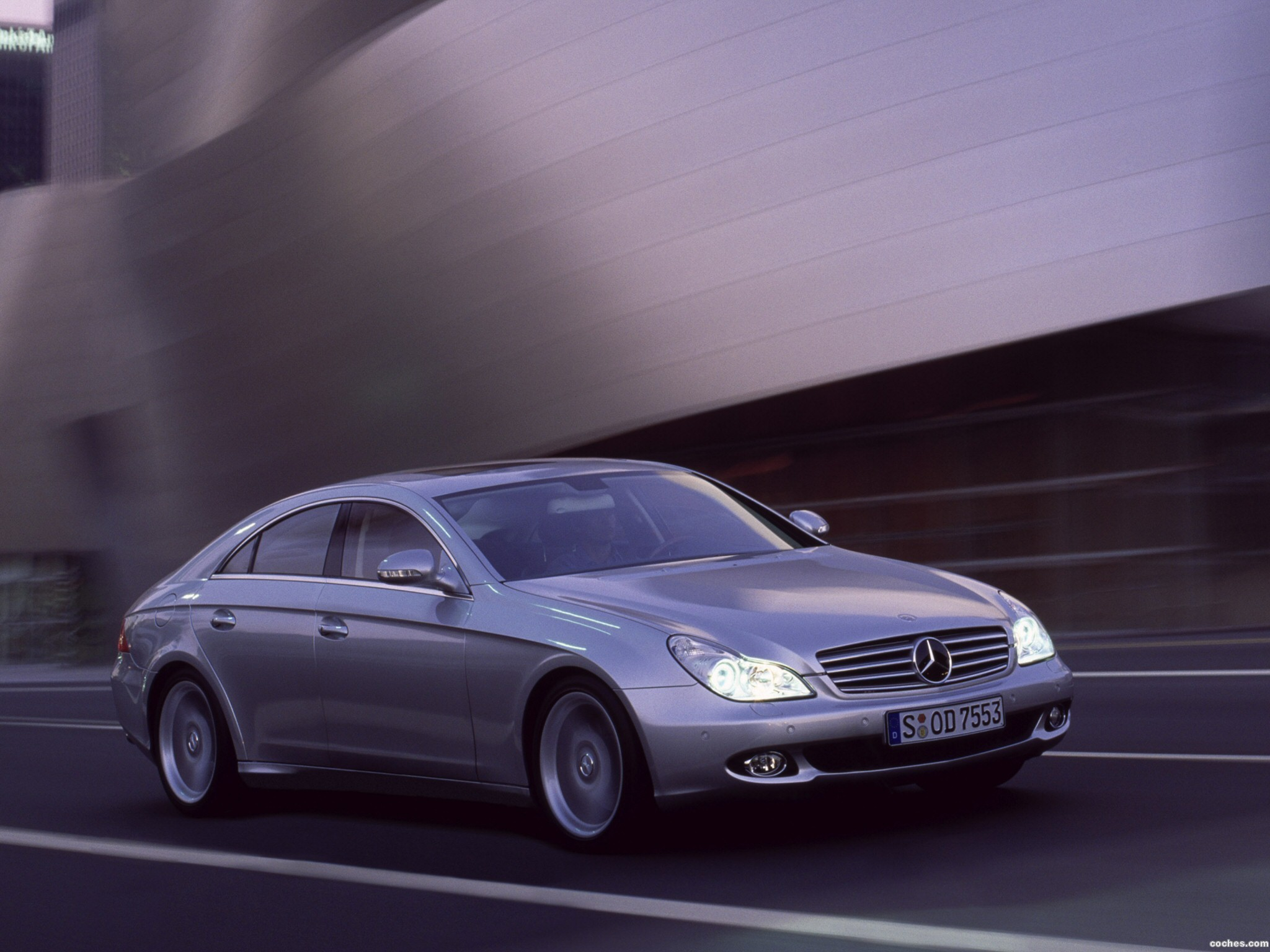 Foto 9 de Mercedes CLS 2005