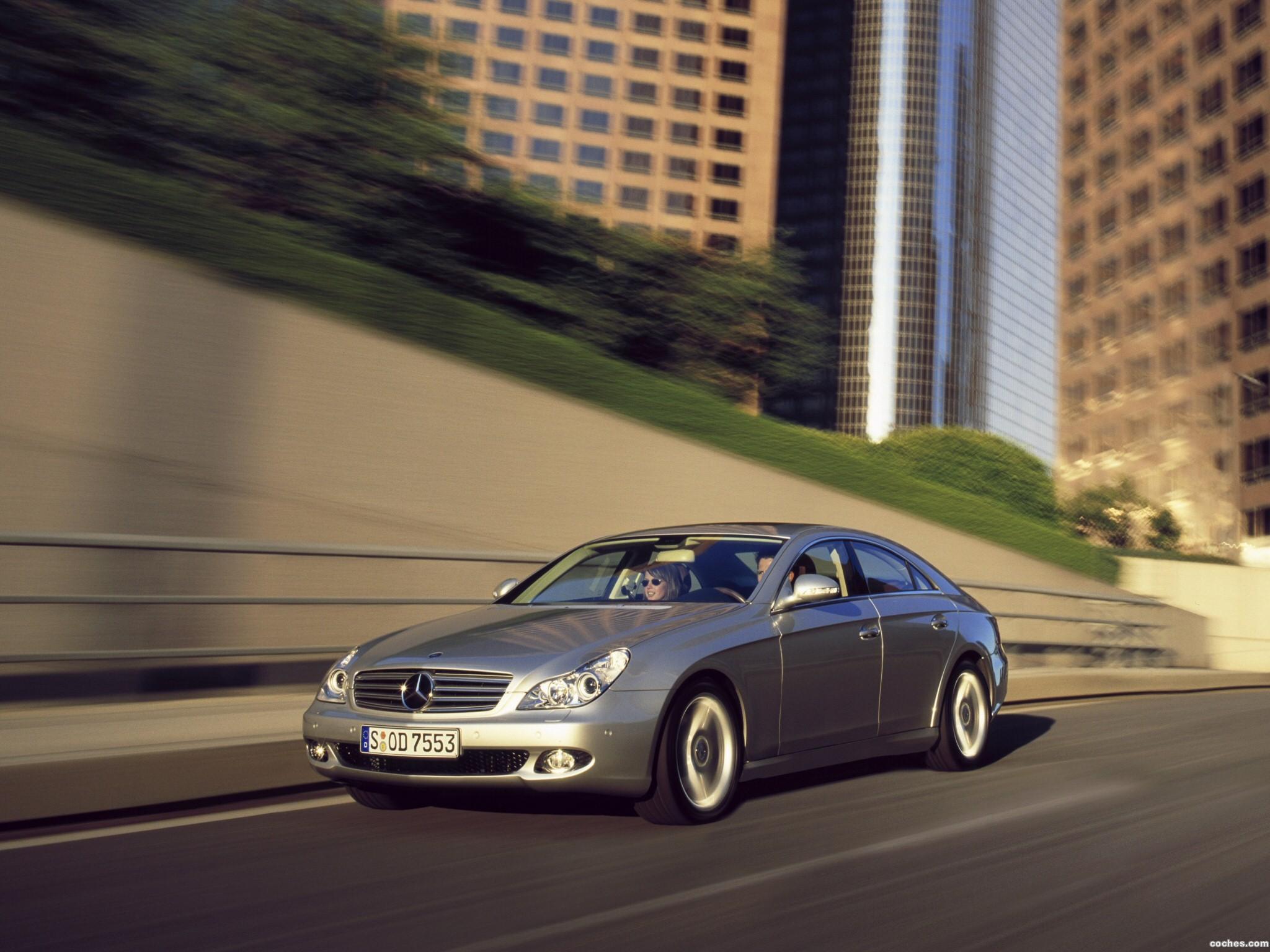 Foto 8 de Mercedes CLS 2005