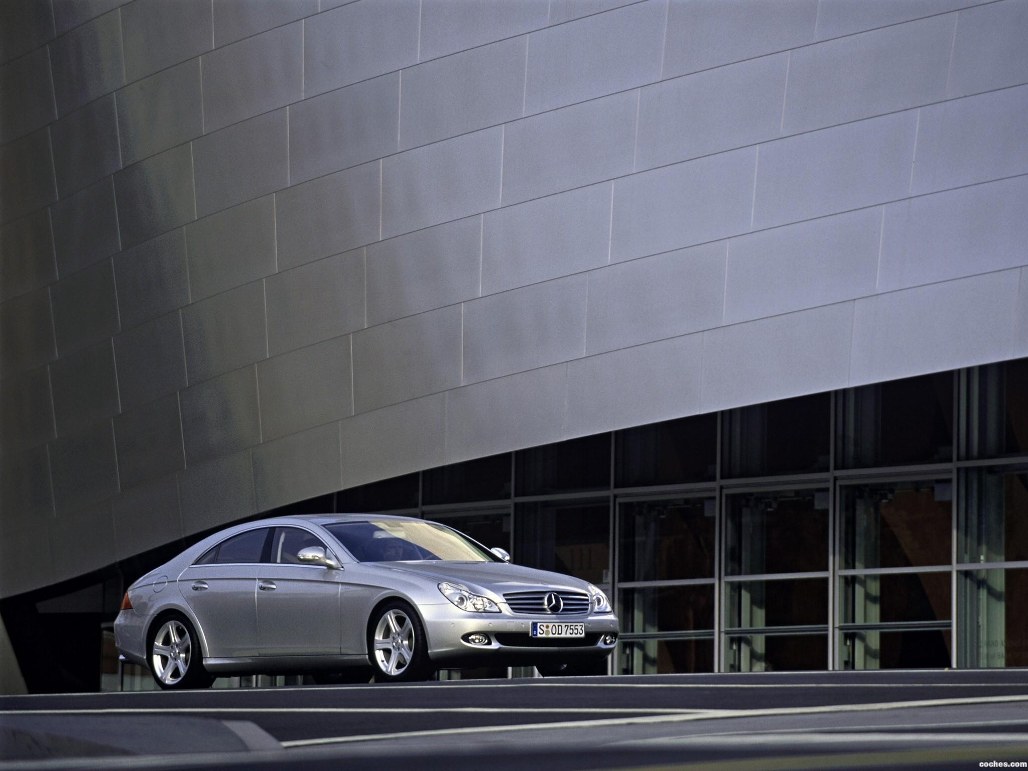 Foto 6 de Mercedes CLS 2005
