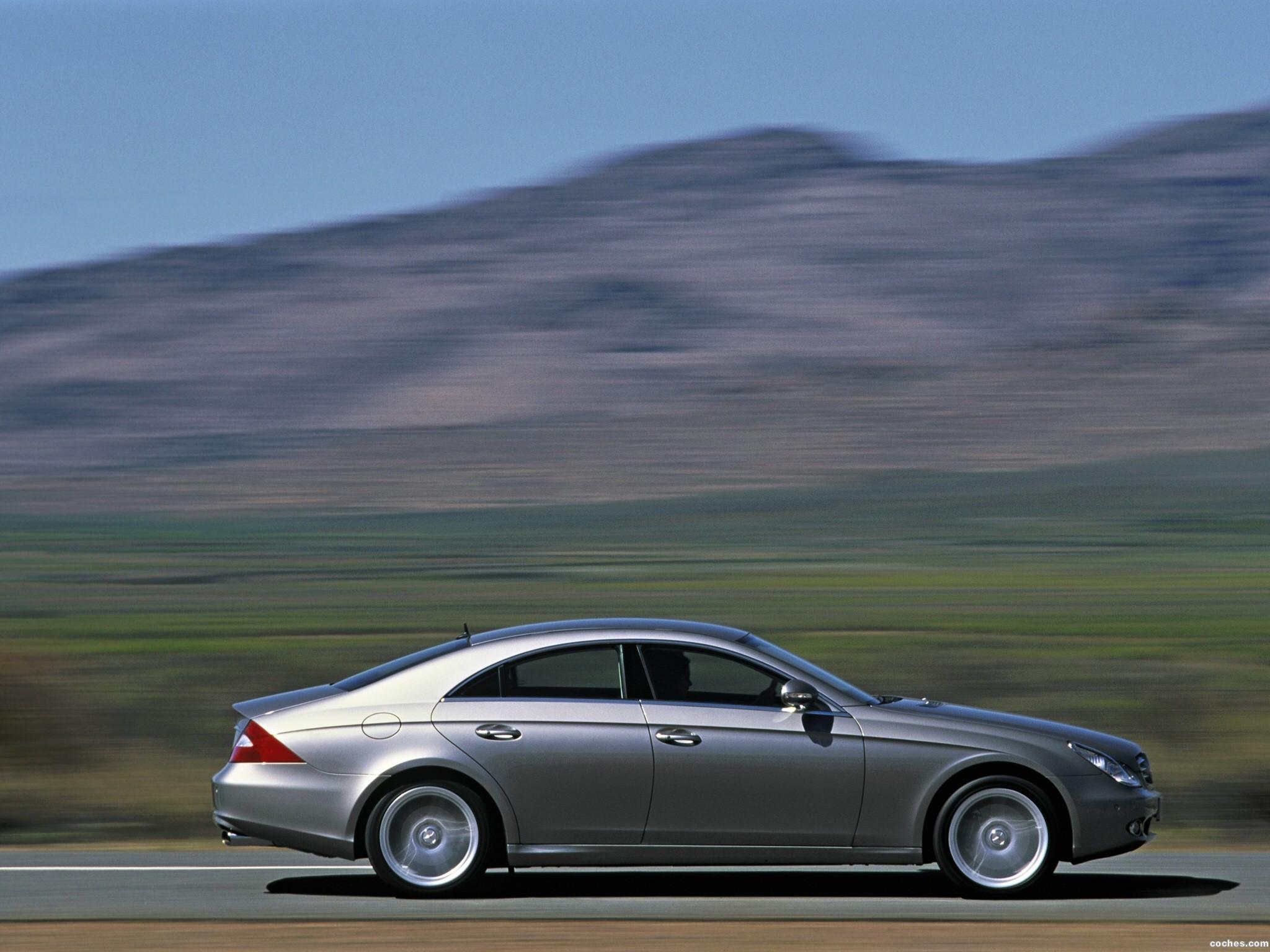 Foto 4 de Mercedes CLS 2005