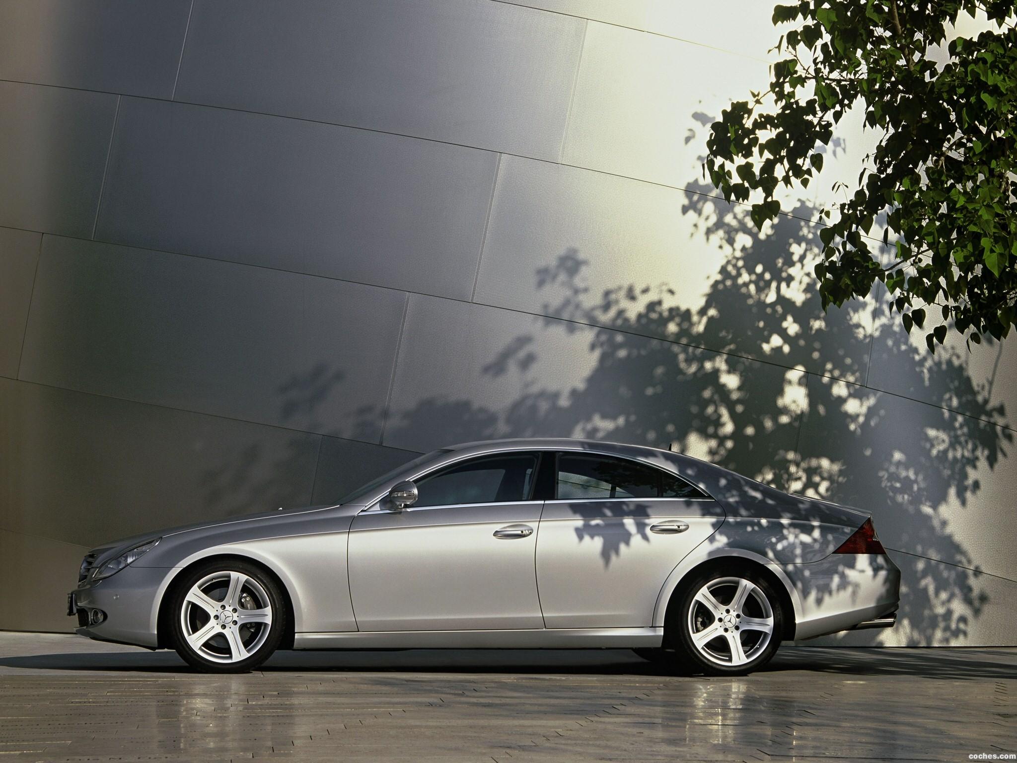 Foto 2 de Mercedes CLS 2005