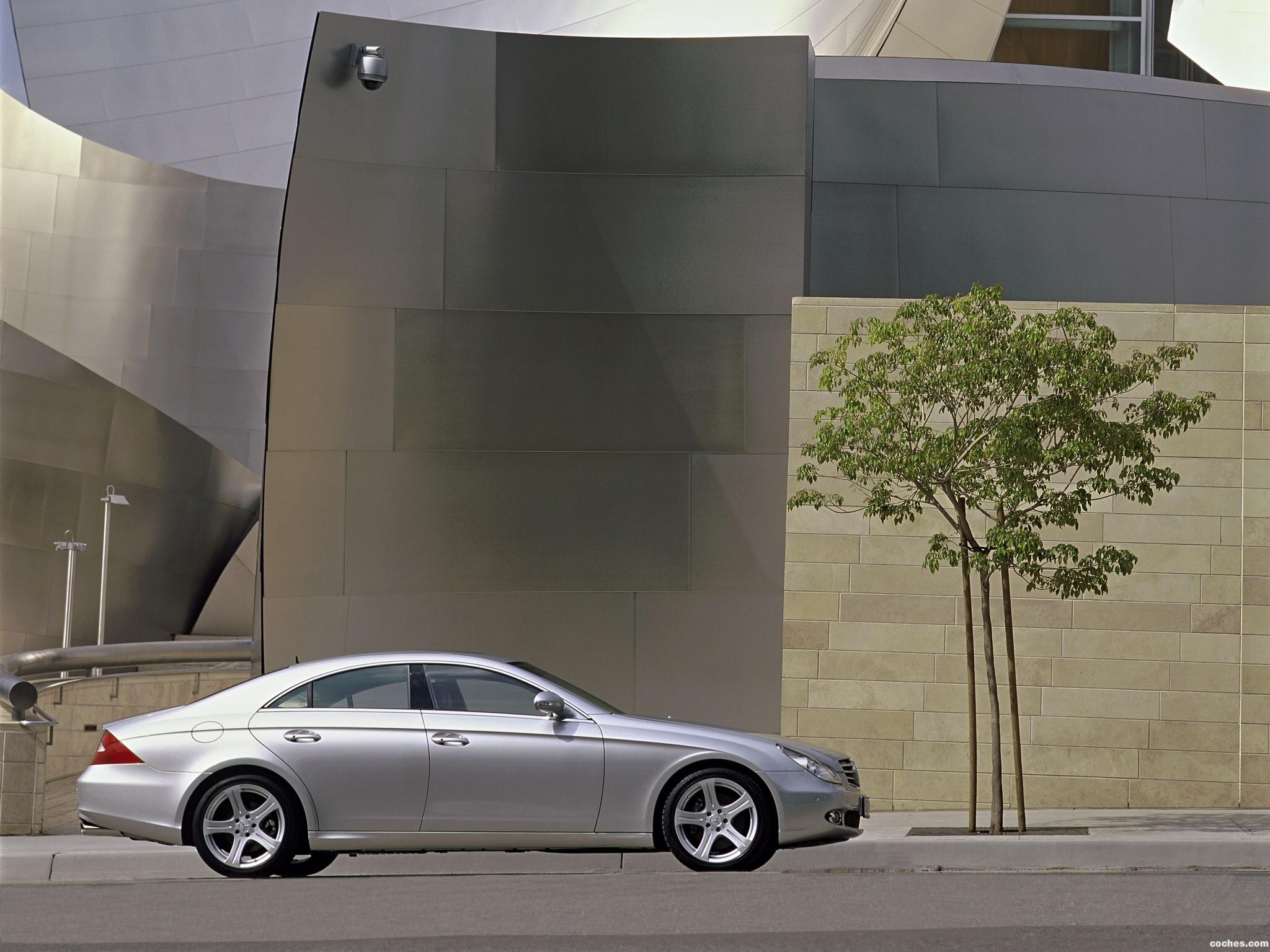 Foto 1 de Mercedes CLS 2005