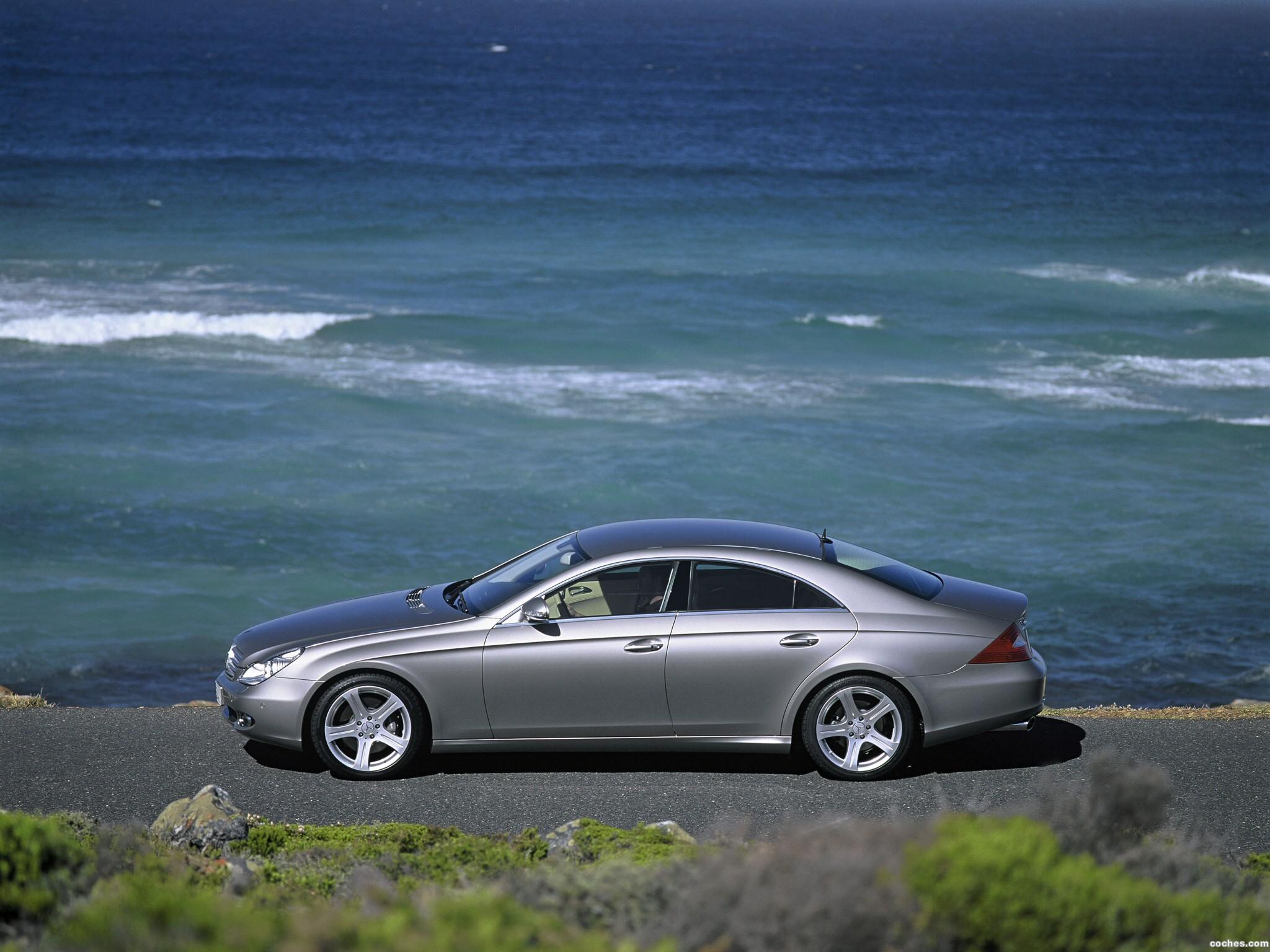 Foto 34 de Mercedes CLS 2005