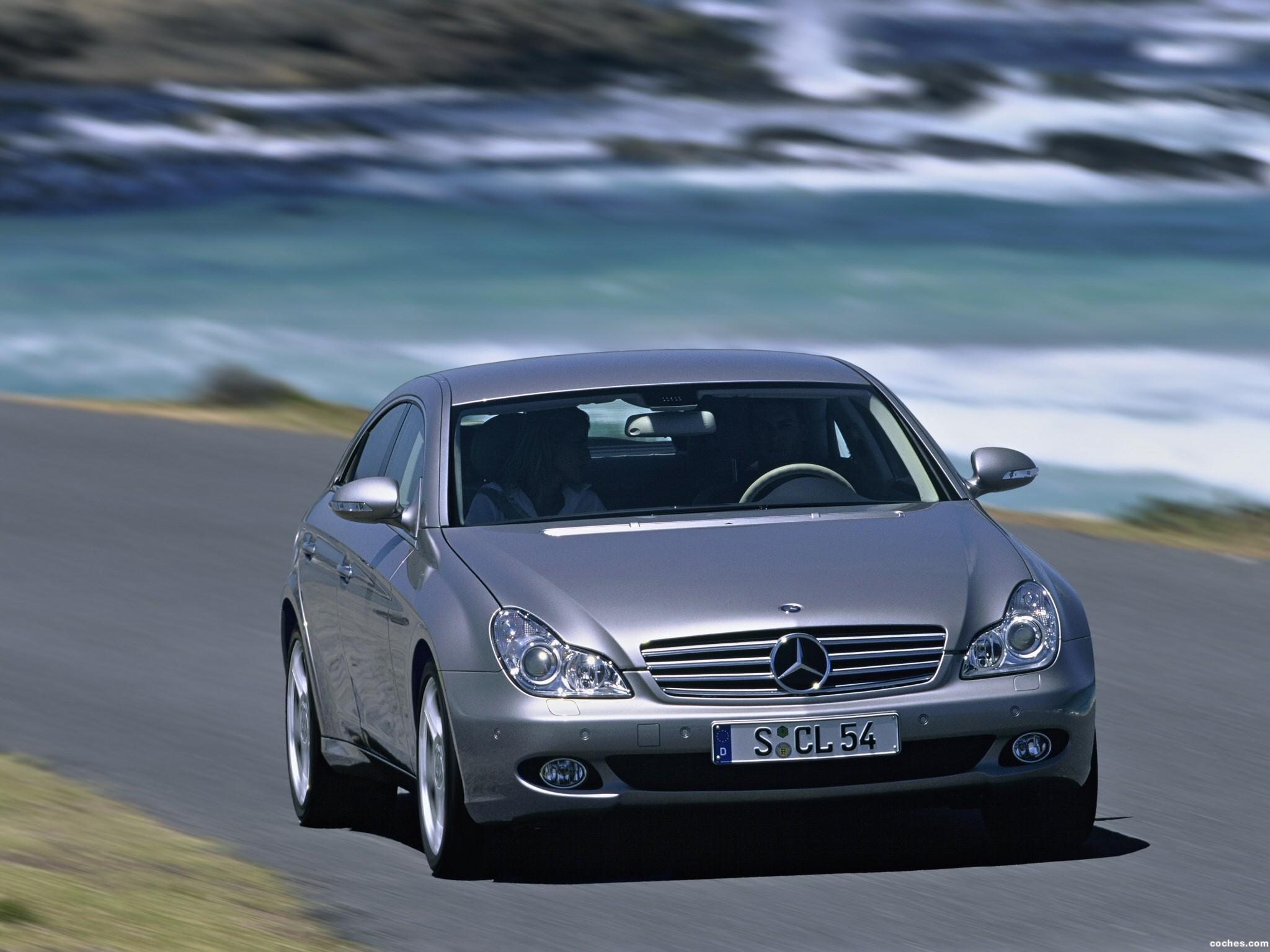 Foto 33 de Mercedes CLS 2005