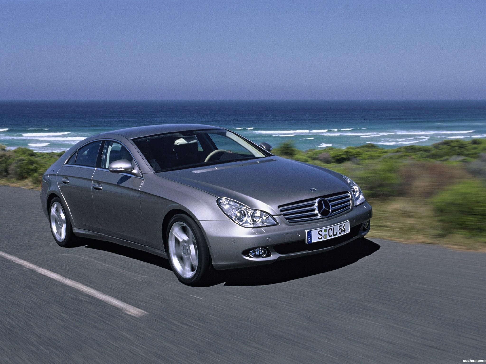 Foto 32 de Mercedes CLS 2005