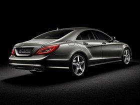Ver foto 7 de Mercedes CLS 2010