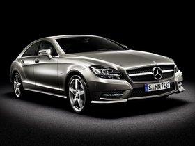 Ver foto 3 de Mercedes CLS 2010