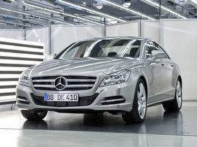 Ver foto 2 de Mercedes CLS 2010