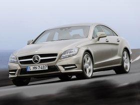Ver foto 23 de Mercedes CLS 2010