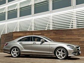 Ver foto 22 de Mercedes CLS 2010