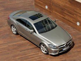 Ver foto 21 de Mercedes CLS 2010
