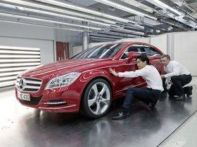 Ver foto 13 de Mercedes CLS 2010