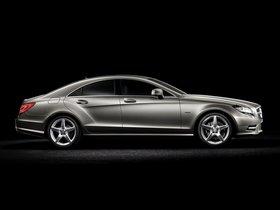 Ver foto 12 de Mercedes CLS 2010