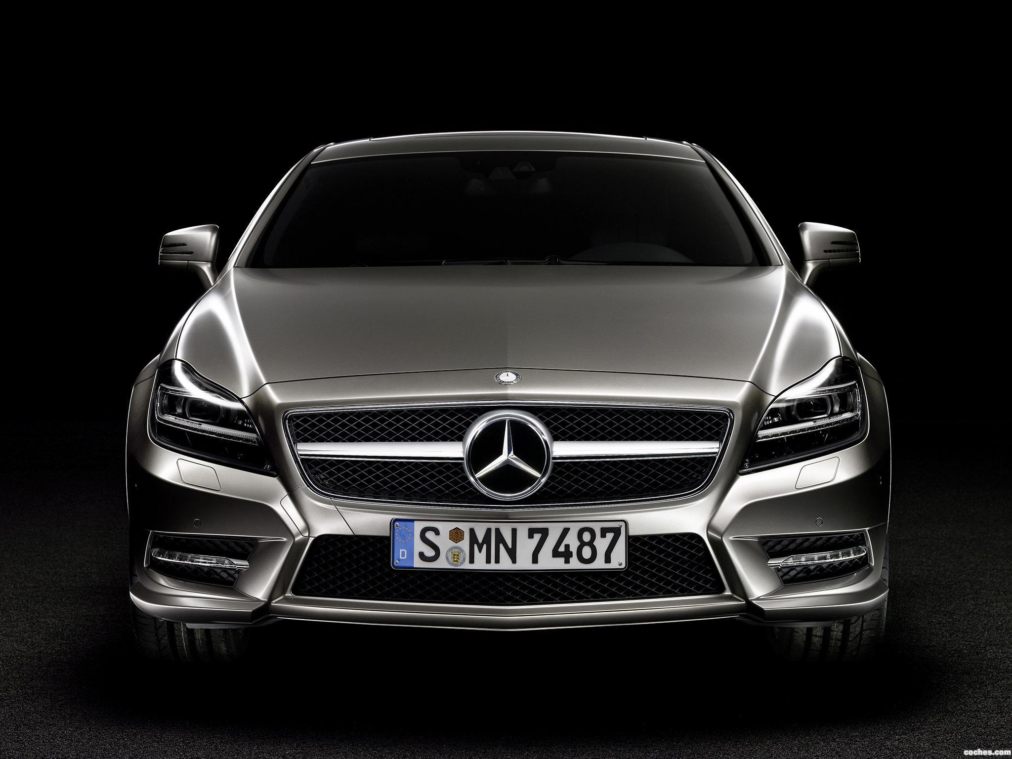 Foto 4 de Mercedes CLS 2010