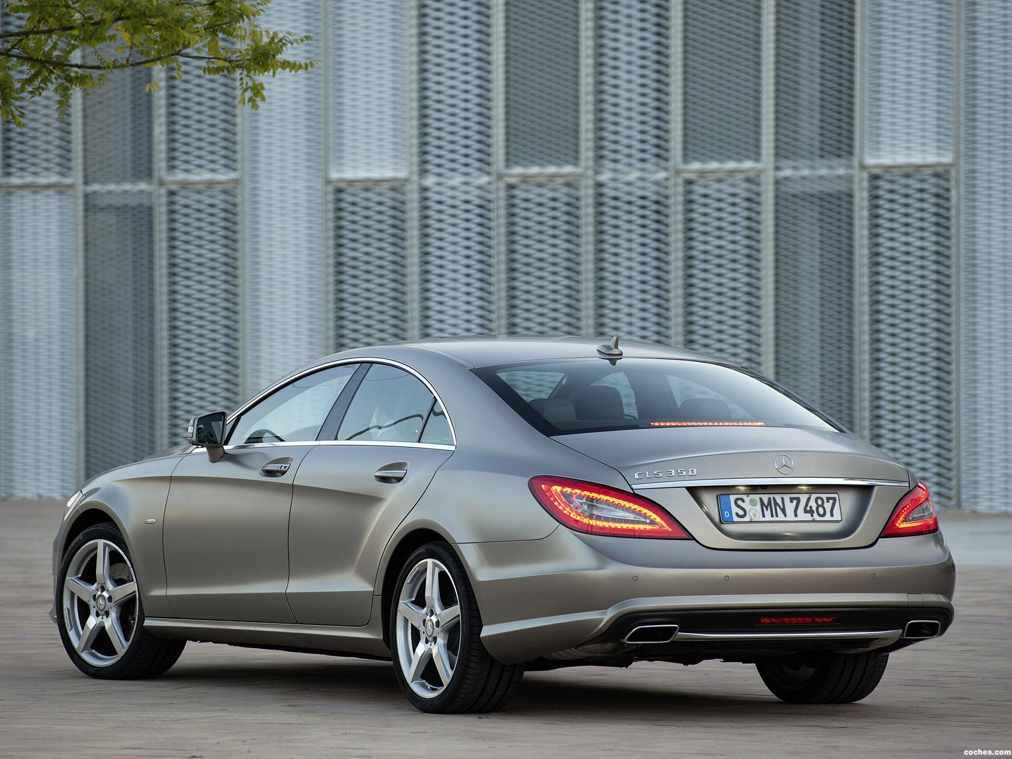 Foto 19 de Mercedes CLS 2010