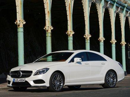 Mercedes Clase Cls Cls 250d Eco Aut.