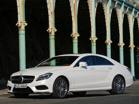 Ver foto 5 de Mercedes Clase CLS 250 BlueTec AMG Sports Package C218 2014
