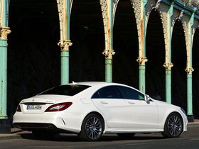 Ver foto 4 de Mercedes Clase CLS 250 BlueTec AMG Sports Package C218 2014