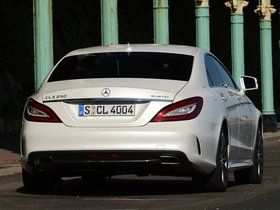 Ver foto 3 de Mercedes Clase CLS 250 BlueTec AMG Sports Package C218 2014