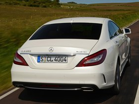 Ver foto 2 de Mercedes Clase CLS 250 BlueTec AMG Sports Package C218 2014