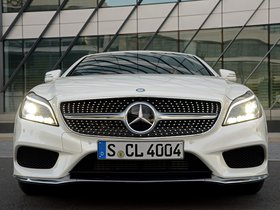Ver foto 1 de Mercedes Clase CLS 250 BlueTec AMG Sports Package C218 2014
