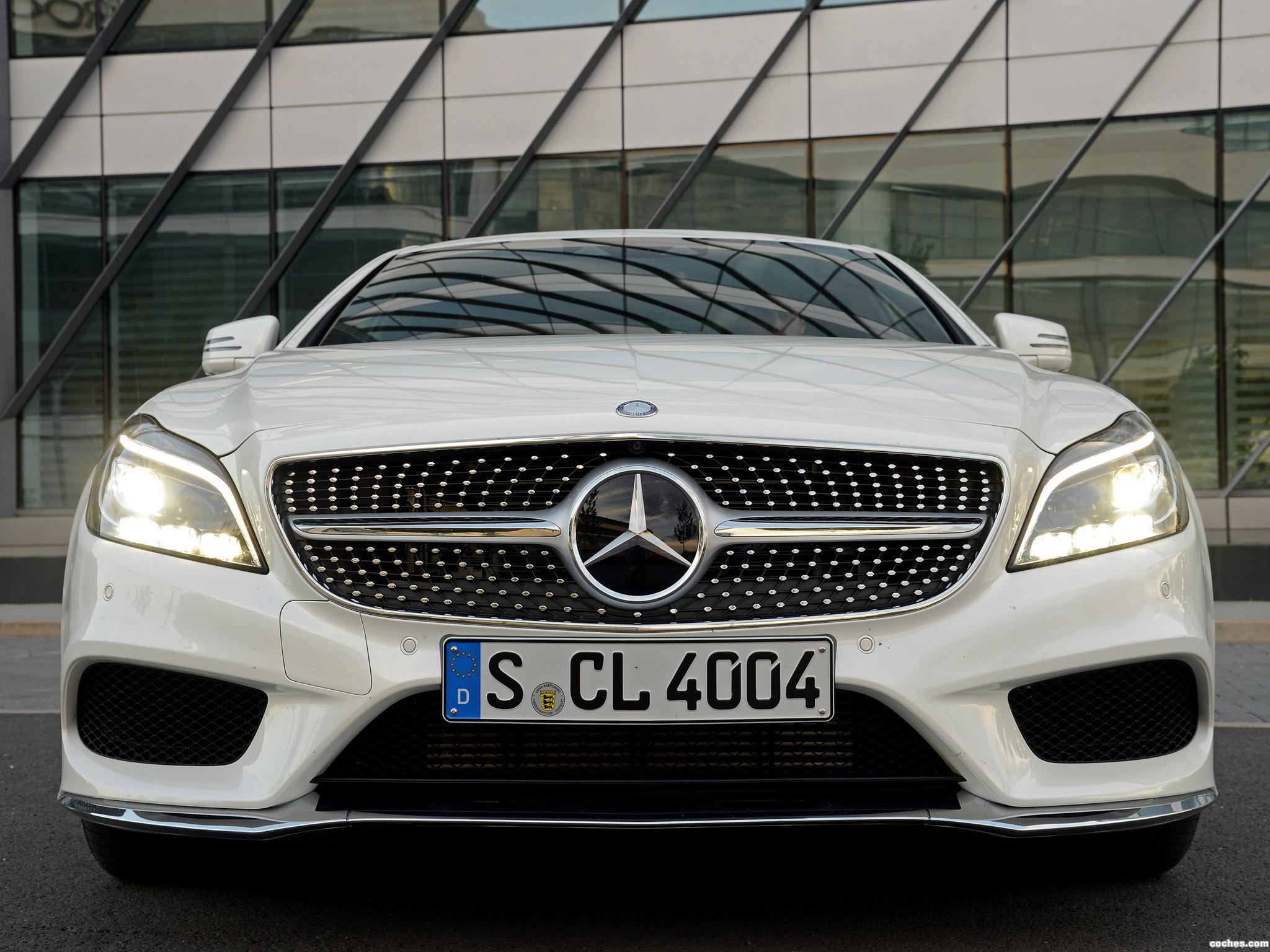 Foto 0 de Mercedes Clase CLS 250 BlueTec AMG Sports Package C218 2014