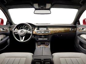 Ver foto 6 de Mercedes CLS 350 CDI 2010