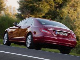 Ver foto 5 de Mercedes CLS 350 CDI 2010