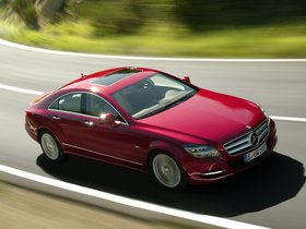 Ver foto 4 de Mercedes CLS 350 CDI 2010