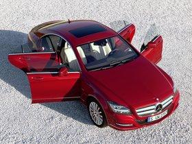 Ver foto 2 de Mercedes CLS 350 CDI 2010