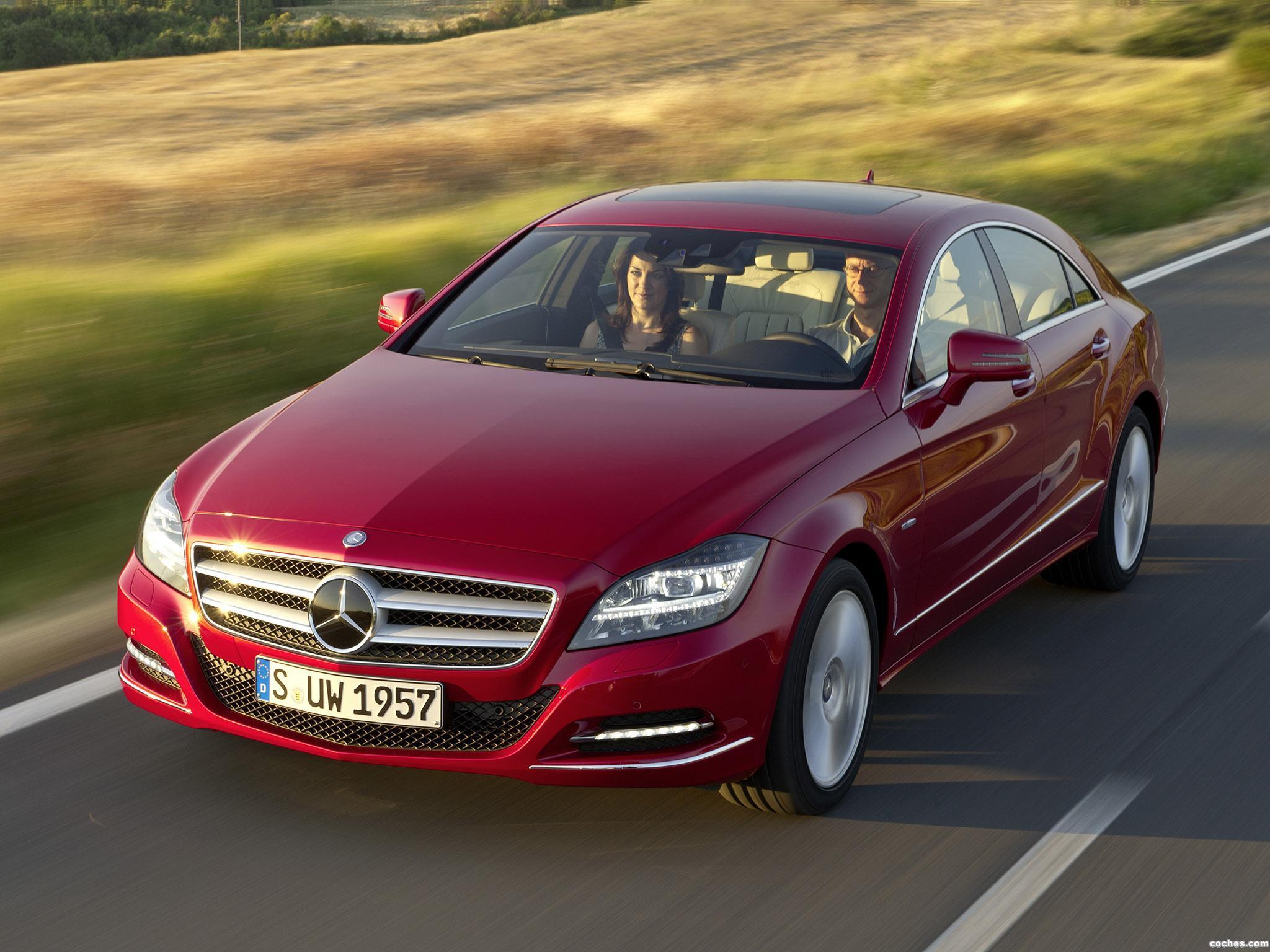 Foto 0 de Mercedes CLS 350 CDI 2010
