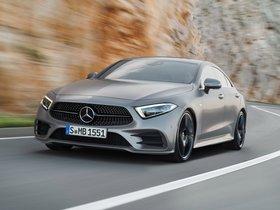 Ver foto 2 de Mercedes CLS 450 AMG Line Edition 1 C257 2018
