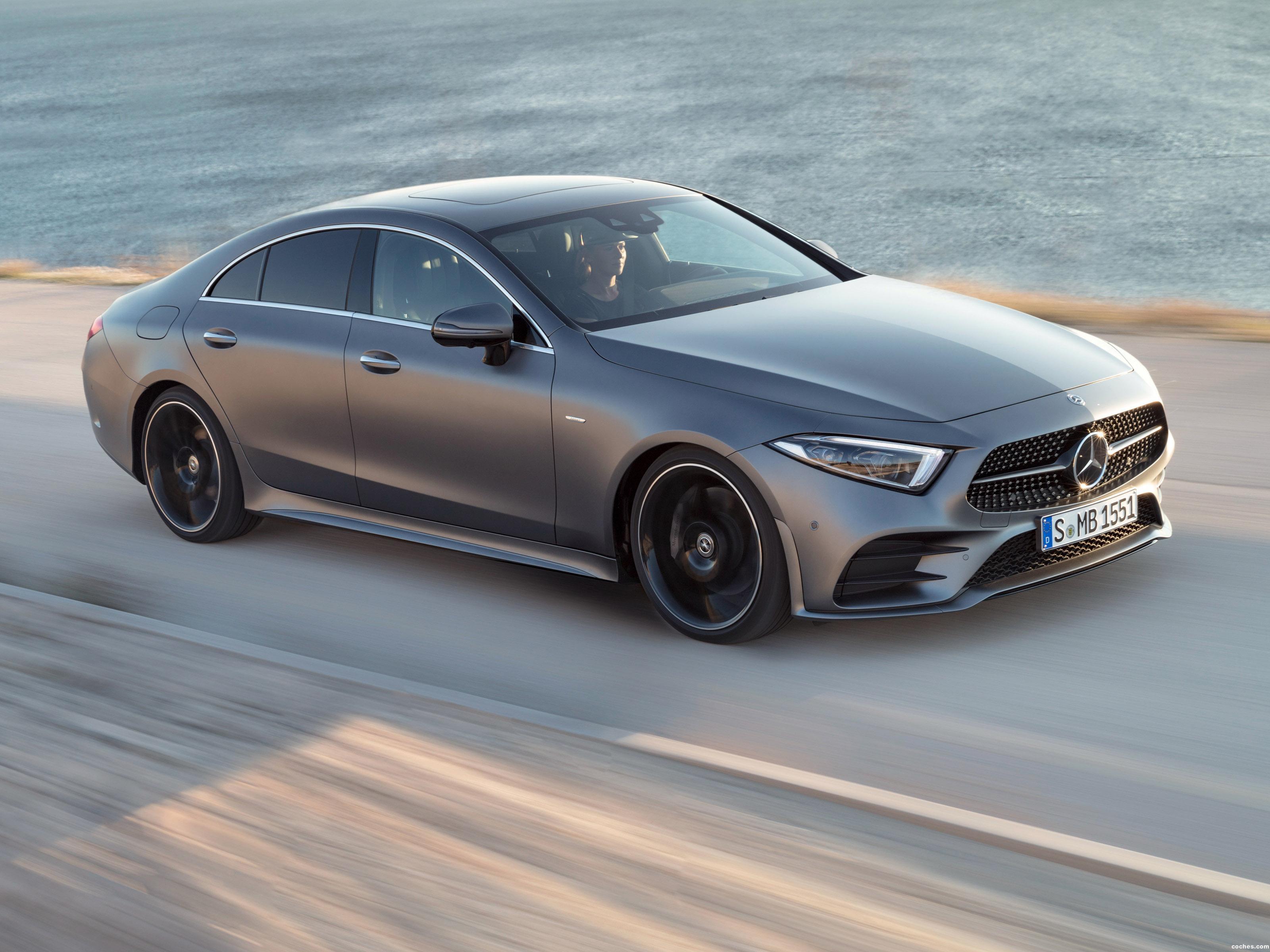 Foto 0 de Mercedes CLS 450 AMG Line Edition 1 C257 2018