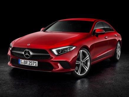 Mercedes Clase CLS Cls 350d 4matic Aut.